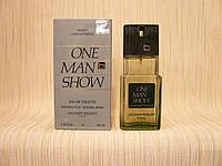 Jacques Bogart - One Man Show (1980) - Туалетная вода 100 мл