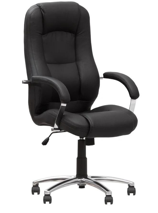 Крісло для керівників MODUS steel Tilt CHR68 ТМ Новий Стиль