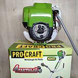 Мотокоса craft T5600 4-х тактная мотокоса, фото 9