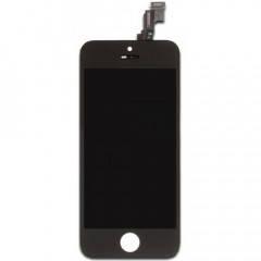 Дисплей (LCD) iPhone 5 с сенсором чёрный оригинал, фото 2