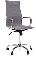 Кресло для руководителей Slim HB Chr 68 с механизмом качания ТМ Новый Стиль, фото 1