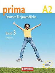 Prima Deutsch fur Jugendliche 3 Schulerbuch