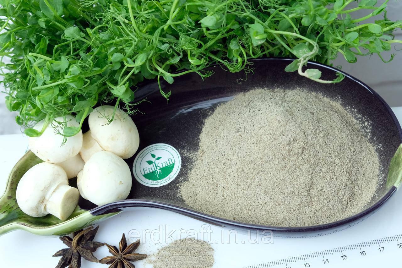 Сушеные грибы шампиньоны молотые