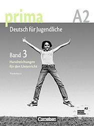 Prima Deutsch fur Jugendliche 3 Handreichungen fur den Unterricht