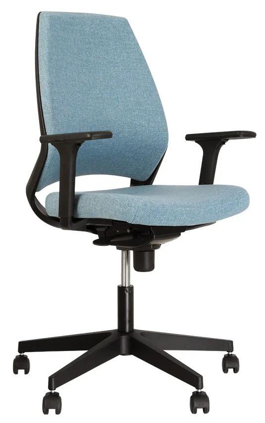 Кресло операторское 4U black ES PL70 ТМ Новый Стиль