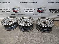 Диск колесный R14 5,5Jx14 5x114,3X66 ET30 Nissan Vanette OE:403007С300, фото 1