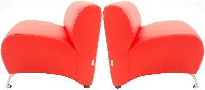 Кресло Флорида красное - картинка