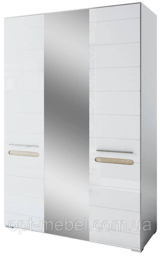 Бьянко Шкаф 3Д и ЗДЗ ( Світ Меблів ) 3Д З