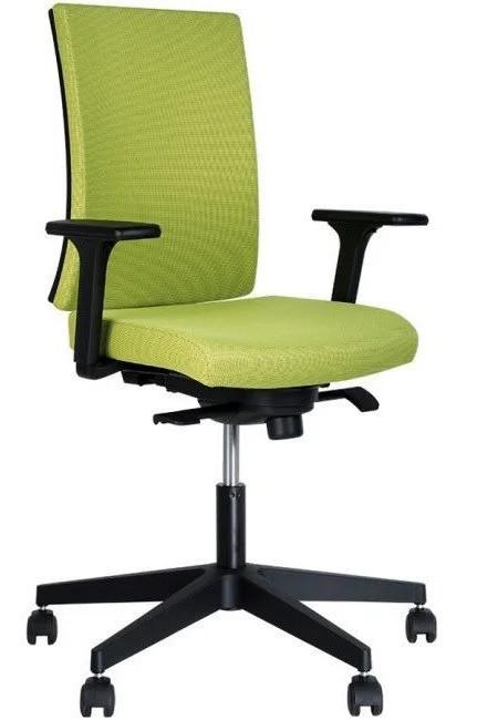 Крісло для керівників Navigo R black ST PL70 ТМ Новий Стиль