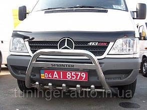 Кенгурятник  Mercedes Sprinter 1997-2006