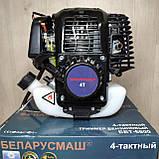 Чотиритактних бензокоса Беларусмаш 6800 (2 диска 1 бабіна), фото 2