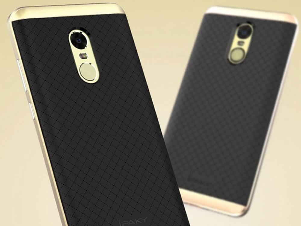 Чехол iPaky для Xiaomi Redmi Note 4 противоударный