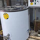 Котел сыроварня кпэ-200, фото 2