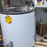 Котел сыроварня кпэ-200, фото 5