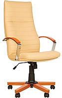 Крісло для керівників IRIS wood Tilt EX4 ТМ Новий Стиль, фото 1