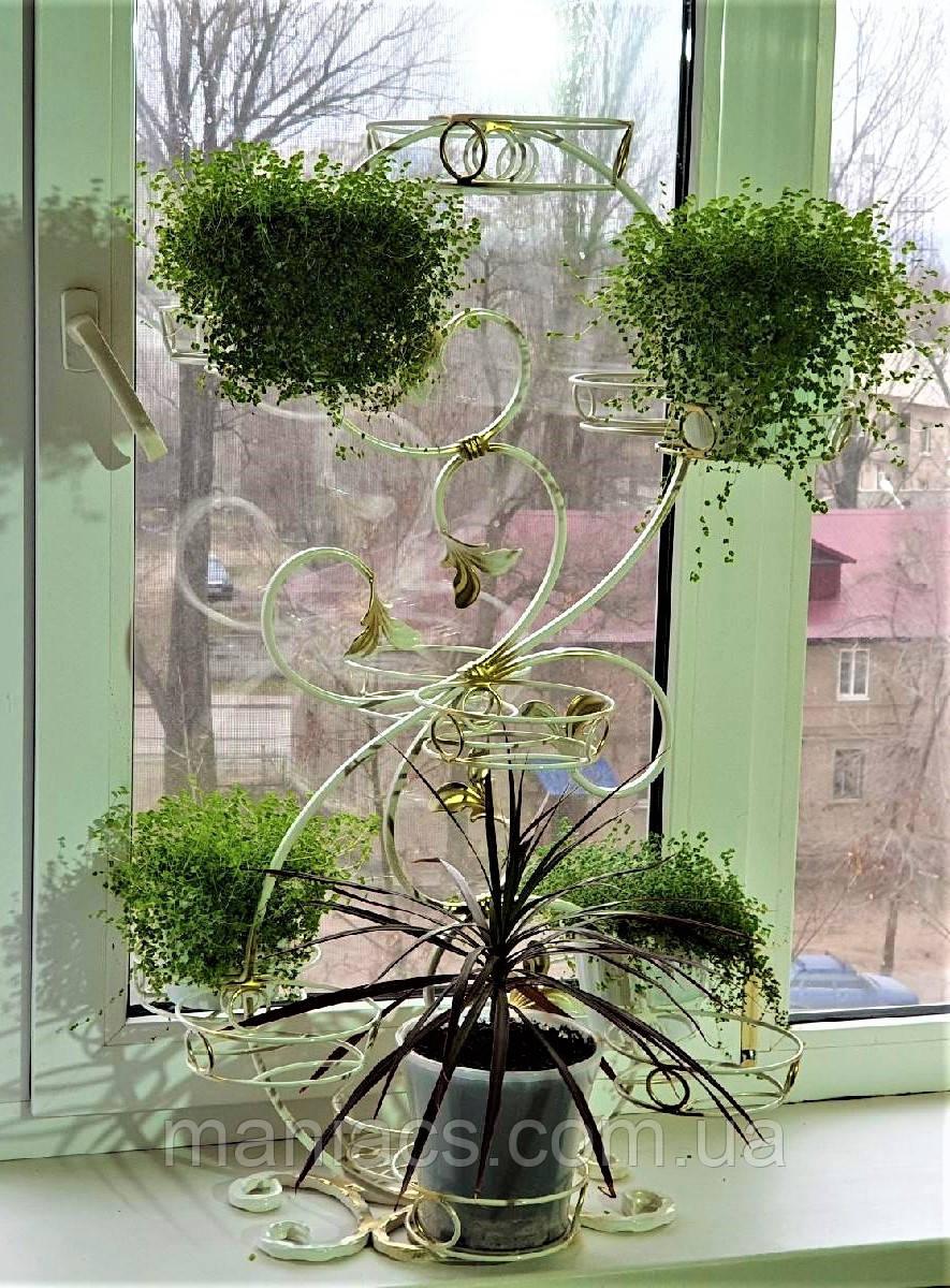 Джумейра-2, подставка для цветов на 14-16 чаш