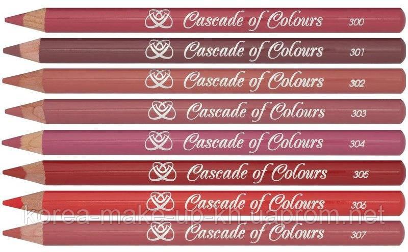 Карандаш  для губ Каскад (Cascade of Colours) №300-331