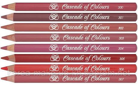 Карандаш  для губ Каскад (Cascade of Colours) №300-331, фото 2