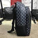 Рюкзак Louis Vuitton из плотной эко-кожи -2 цвета, фото 8