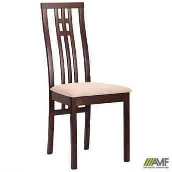 Обеденный стул Клэр каркас орех темный AMF