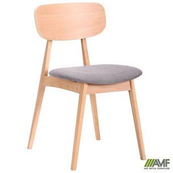 Обеденный стул Рикотта бук беленый AMF