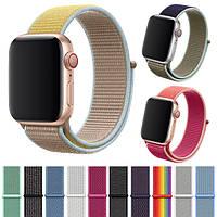 Нейлоновые ремешки для 42/44 mm Apple watch