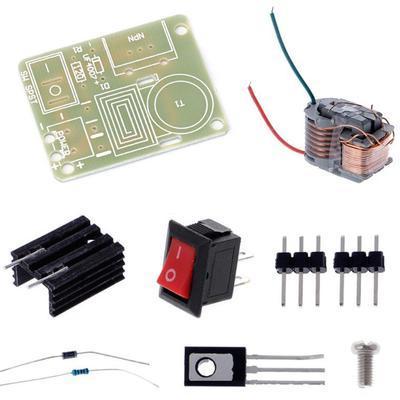 Инвертор 3.7-4.2 В - 15 КВ. Гененатор высокого напряжения DIY kit