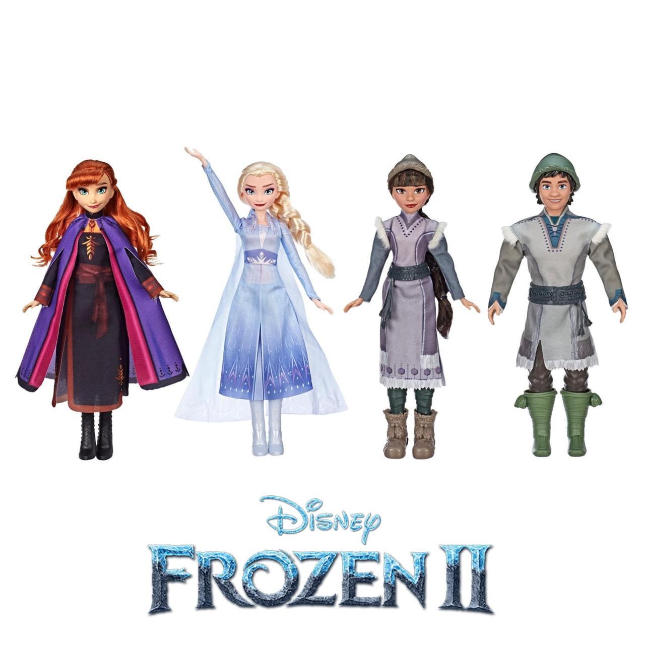 Набор Холодное сердце 2 Лесная экспедиция Disney's Frozen 2 Forest Expedition Set