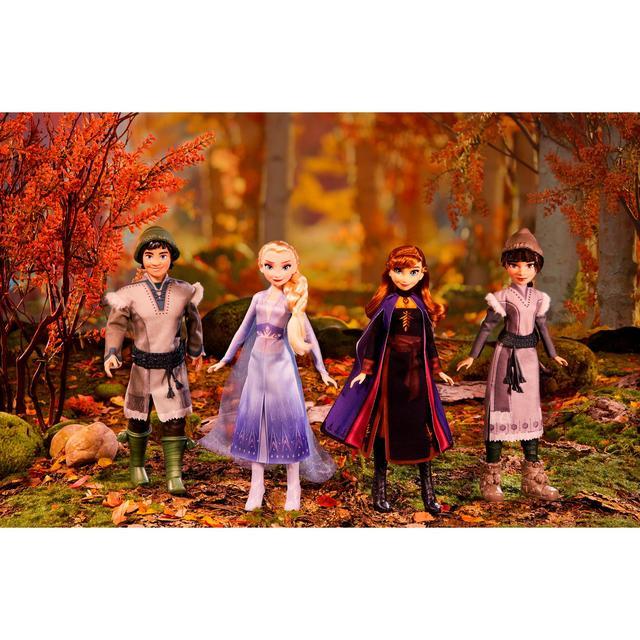 Набор Холодное сердце 2 Лесная экспедиция Disney's Frozen 2 Forest Expedition SetDisney's Frozen 2 Forest Expedition Set