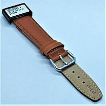20 мм Кожаный Ремешок для часов CONDOR 077.20.08 Коричневый Ремешок на часы из Натуральной кожи, фото 3