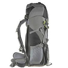 Рюкзак туристический TANLUHU  80х32х24 55+5л Polyester Oxford Rip Stop PU 600D/1600D кс627ч, фото 3