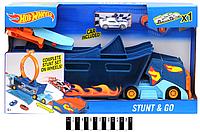 Детский игрушечный трек Хот вилс Автовоз Попади в цель Hot Wheels PT8830