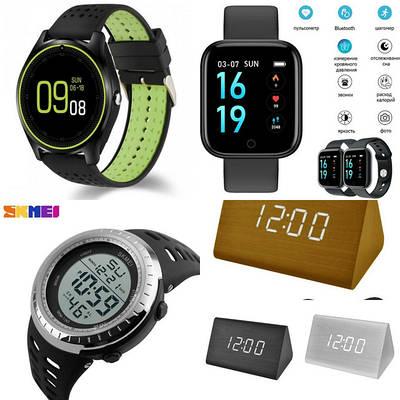Годинники наручні smart браслети фітнес браслети мережеві годинник