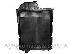 Радиатор МТЗ-80  70У-1301010 медный (TM Job's)