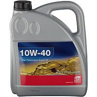 Моторное масло Febi 10w40  4л
