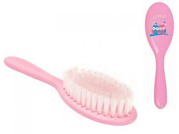 Щетка для волос (розовый) А 35