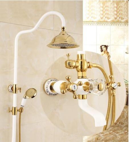 Стойка-колонна для ванной комнаты   5-053