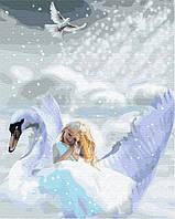 """Картина по номерам на холсте """"Крылатые мечты"""" GX28536"""