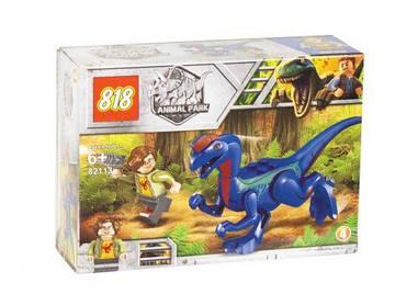 """Конструктор """"Animal Park: Динозавры"""" №4"""