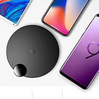 Беспроводное зарядное устройство Baseus WXSX + Qi приемник для Iphone, фото 7