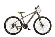 Стальные горный велосипед