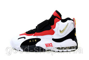 "Кроссовки Nike Air Max Speed Turf ""White/Black/Red"" (люкс копия)"