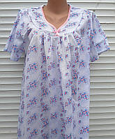 Ночная рубашка с рукавом 58 размер, фото 1