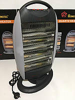 Обогреватель DOMOTEC MS5951 QUARTZ HEATER 1200W