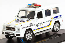 1:32 Mercedes-Benz G65AMG Полиция