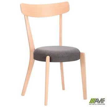 Обеденный стул Пекорино бук беленый AMF