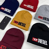 "Шапка ""Diesel"", фото 1"