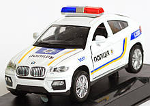 1:32 Автопром BMW X6 Полиция