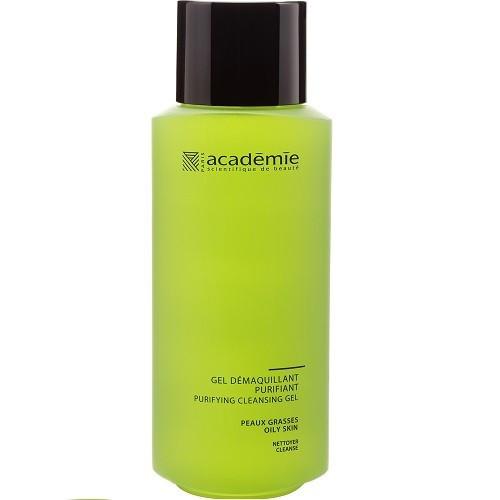 Очищающий гель для жирной кожи Академи Academie PURIFYING CLEANSING GEL