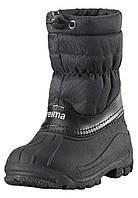 Зимние сапоги - сноубутсы для мальчика Reima Nefar 569324.9-9990. Размеры 24 - 35.